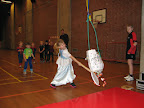 Årets badminton kattedronning