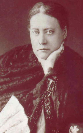 Helena Petrovna Blavatsky 3, Helena Petrovna Blavatsky
