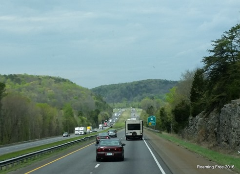 Northern Alabama - now this is a nice drive!