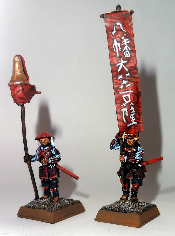 [Poulppy - Sengoku Jidai] : II NAOMASA (1561-1602) 'LORD OF THE RED DEVILS' SAMOURAI_PROTO_001