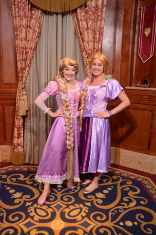 Tangled Rapunzel Costume for MNSSHP  sc 1 st  According to Kasi & Tangled Rapunzel Costume for MNSSHP - According to Kasi