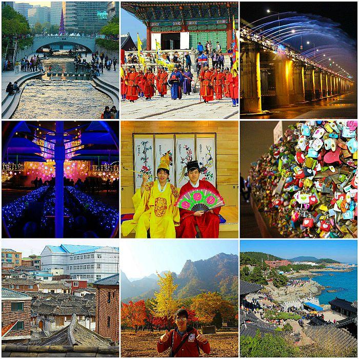 Itinerary Korea