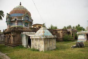 Thirunanipalli (Ponsei) Temple Praharam 03