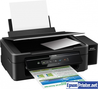 Download Epson L132 resetter tool