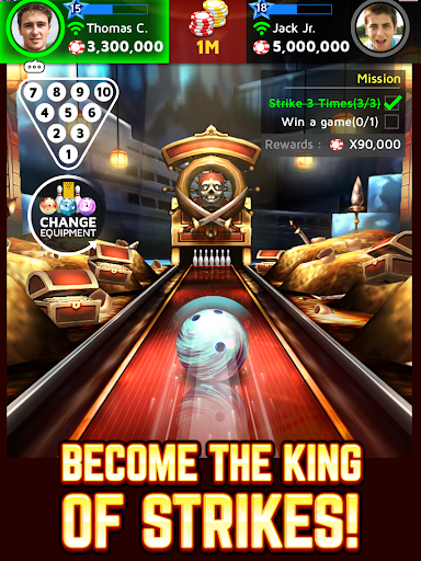 Bowling King screenshot 9