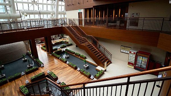 Interior Dalam Shinsegae Spa Land
