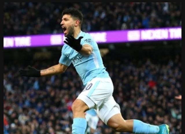 Manchester City 5 Leicester City 1, Premier League match highlight