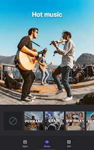 Video Maker of Photos with Music & Video Editor 5