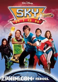 Trường Học Siêu Nhân - Sky High (2005) Poster