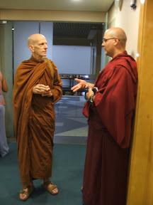 Bhante Rahula e Lama Rintchen