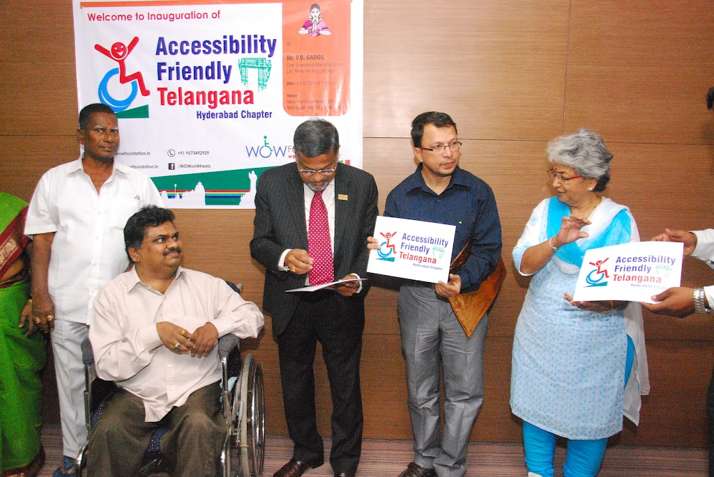 Launching of Accessibility Friendly Telangana, Hyderabad Chapter - DSC_1209.JPG