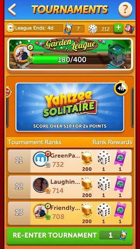 YAHTZEEu00ae With Buddies Dice Game 7.6.1 screenshots 8