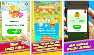 Lucky Eggs Pengghasil Uang 2021 Apakah Aman?