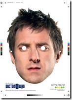 mascaras doctor who (6)