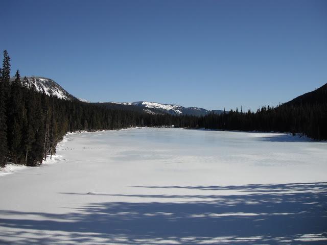 Leech Lake -looks much prettier than it sounds!