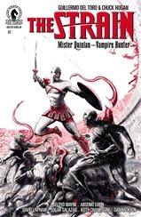 Actualización 18/10/2016: Segundo número del vampiro que conocimos en The Strain, Mister Quinlan - Vampire Hunter #02, traducido por Floyd Wayne y maquetado por Arsenio Lupín.