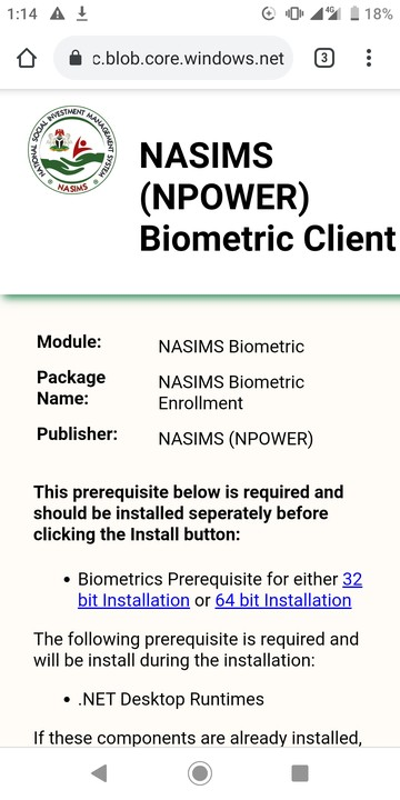N-power Batch C: How To Complete The Biometrics Without Going Through NASIMS