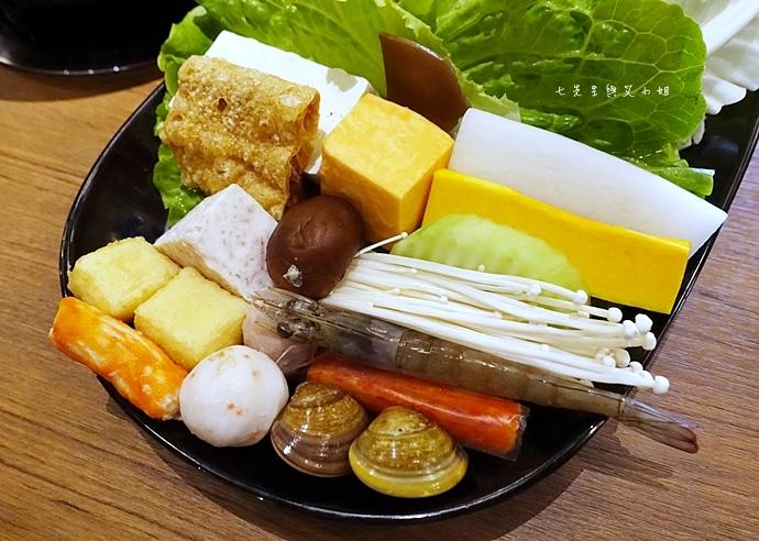 14 台中美食拾七火鍋 輕井澤火鍋