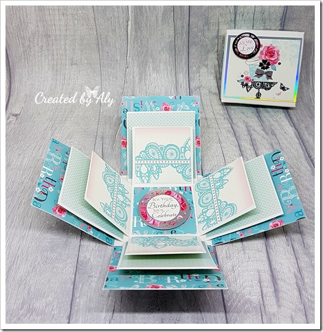 Lovely in Lace Hunkydory Kit 1