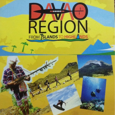 TRAVEL CENTRAL PHILIPPINES: Brochure - Davao Region