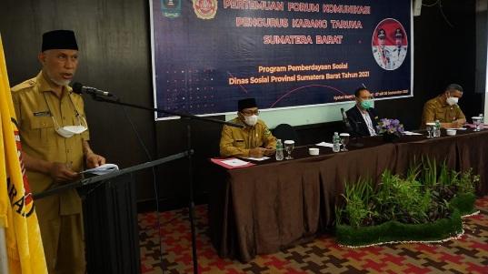 Gubernur: Pemerintah Butuh Dukungan Semua Pihak lewati Dampak Pandemi