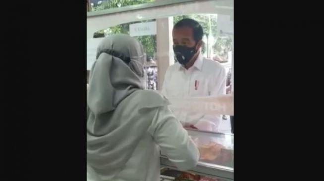 Jokowi Kaget, Obat Terapi Pasien Covid-19 Kosong di Apotek; Terus Saya Cari ke Mana?