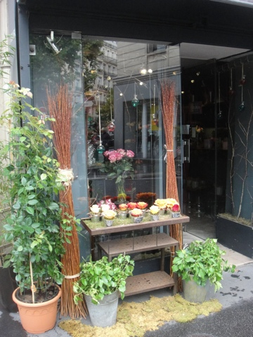 A Parisian Flower Shop in 2013 on Stylemindchic Lifestyle