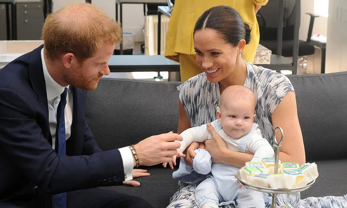 Meghan Markle and Prince Harry: Are their children British or US citizens?