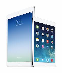iPad AirとiPad mini Retinaディスプレイ