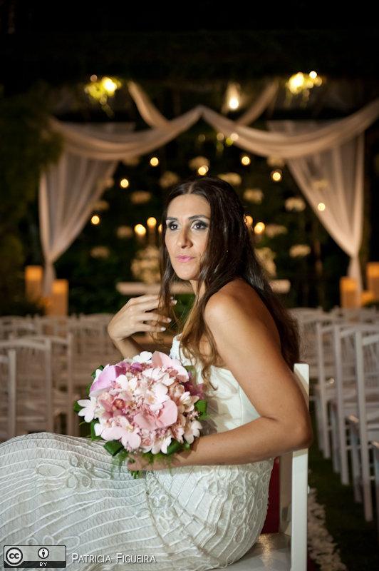 Foto de casamento 0571 de Beatriz e Leonardo. Marcações: 23/04/2011, Casamento Beatriz e Leonardo, Rio de Janeiro.