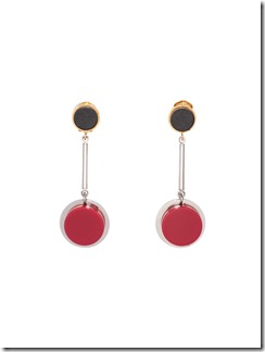 MARNI BLINKY COLLECTION XMAS 2016 - earrings
