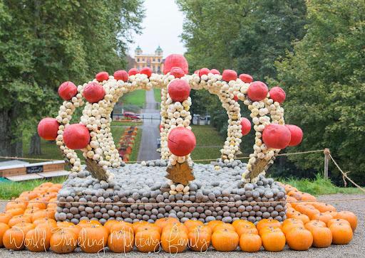 Lugwigsburg Pumpkin Exhibition 2014 | World Traveling Military Family