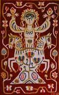 Goddess Berehynia Image