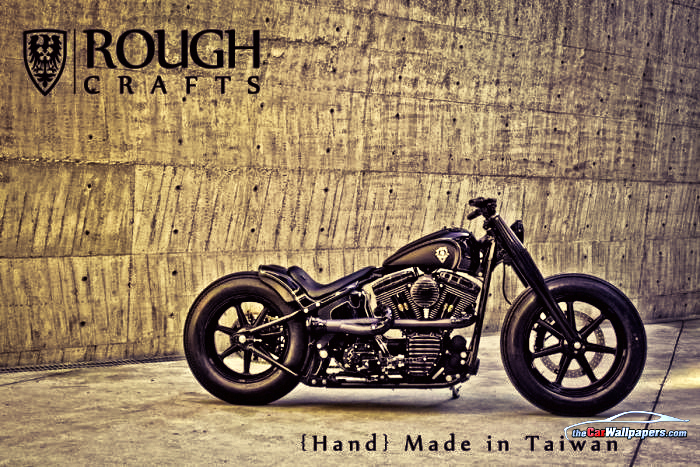 Shadow Rocket motorcycle by Rough Crafts