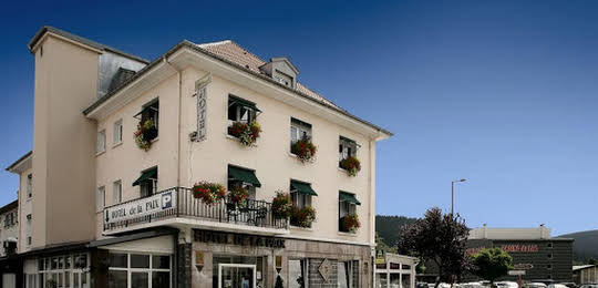 Hôtel De La Paix - Brasserie de la P.