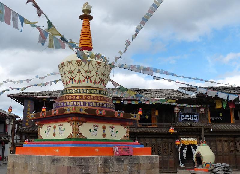 Chine.Yunnan. Ganten Sumtsenling Monastery, Shangri la - P1260173.JPG