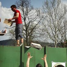 Zbiranje papirja, Ilirska Bistrica 2006 - KIF_8441.JPG