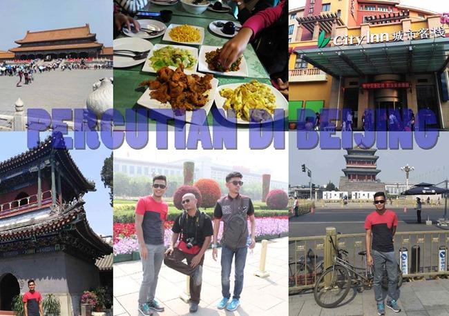 Percutian di Beijing, China–Part 1