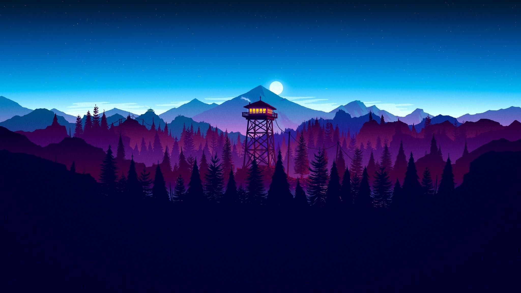 Simple Wallpaper Mountain Google - %2540OsumWalls%2BFireWatch%2BWalls%2B%25282%2529  Best Photo Reference_33923.jpg