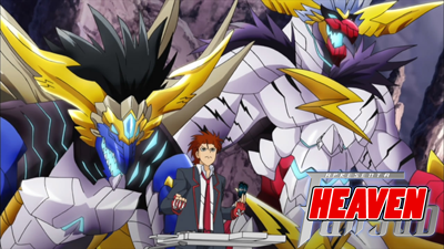 CardFight! Vanguard Link Legion Mate Hen - Ep 05