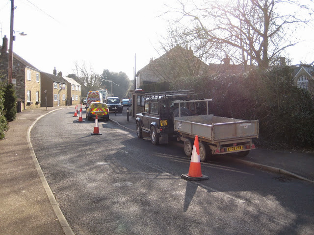 St Johns Close Resurfacing 23-03-2015. Pictures by Chris Cannon - IMG_1062.JPG