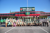Didampingi Istri, Kasad Jendral TNI Kunjungi RS Dr. R. Hardjanto Balikpapan