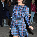 WWW.ENTSIMAGES.COM -   Lucy Mecklenburgh  arriving at        Mondrian London - hotel launch party at Mondrian London October 9th 2014New London hotel, designed by Tom Dixon and owned by Morgans Hotel Group, hosts VIP evening to mark its launch on London's South Bank in the iconic Sea Containers building next to the OXO Tower. The hotel features 359 rooms and suites, a spa, meeting spaces, riverside bar and brasserie.                                                Photo Mobis Photos/OIC 0203 174 1069