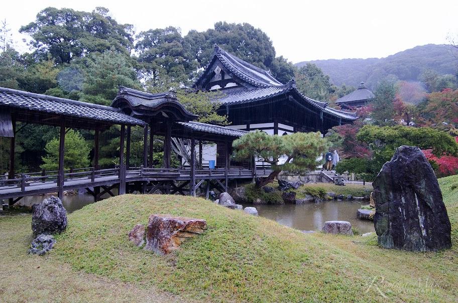 高台寺內的建築物