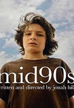 Capa Mid90s Dublado 2019 Torrent