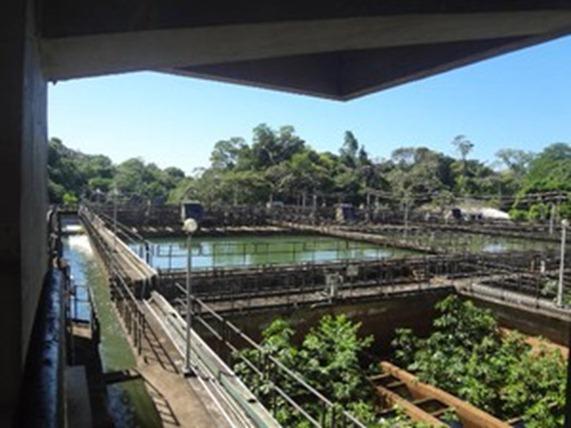 L'acquedotto - Parque Estadual do Utinga , Belém do Parà, foto: G1 Parà