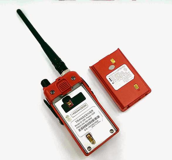 วิทยุสื่อสาร รุ่น IC-290 ใช้งานง่าย 160ช่อง IC-290