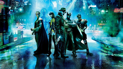 Watchmen, Film Superhero Antimainstream