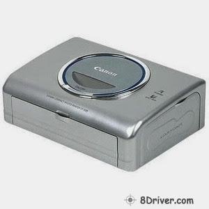 download Canon SELPHY CP300 printer's driver