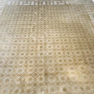 Wool and Silk Area Rug